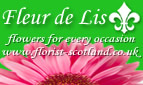 Fleur De Lis - flowers for every occasion - www.florist-scotland.co.uk